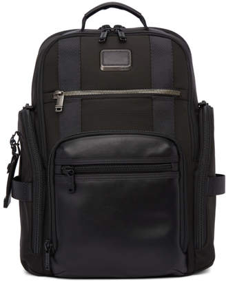 Tumi Black Alpha Bravo Sheppard Deluxe Pack® Backpack