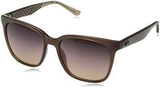 Lacoste Women's L861s Square Petite Pique Sunglasses