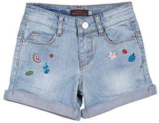 Catimini Girl's Denim Shorts