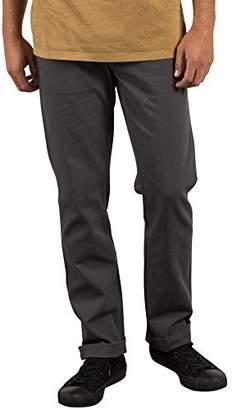 Volcom Men's VSM Gritter Modern Twill Pant