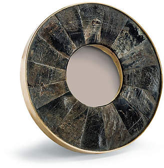 """Regina-Andrew Design 3""""x3"""" Cole Round Picture Frame - Natural - Regina Andrew Design"""