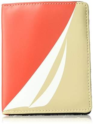 Nautica Pier 83 RFID Deluxe Passport Travel Wallet