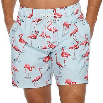 Ocean Current Animal Swim Shorts
