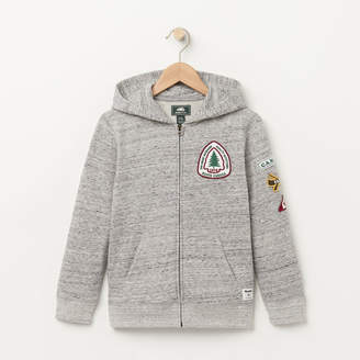 Roots Boys Patches Hoody