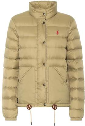 Polo Ralph Lauren Quilted nylon jacket