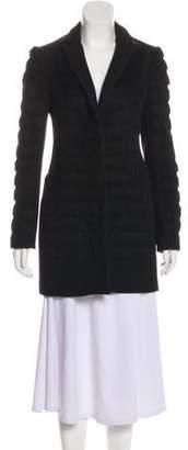 AllSaints Textured Short Coat