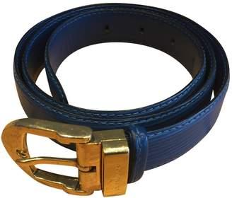 Louis Vuitton Leather belt