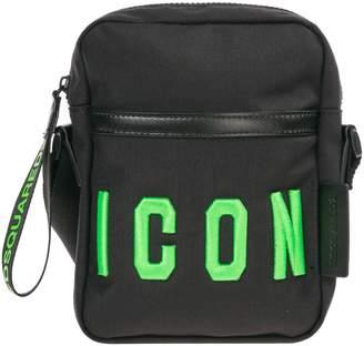 DSQUARED2 Nylon Cross-body Messenger Shoulder Bag Icon