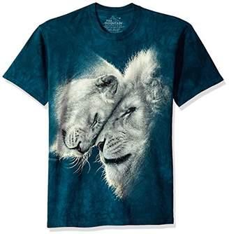 The Mountain Men's White Lions Love Tee