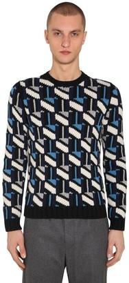 Prada Cashmere & Virgin Wool Sweater