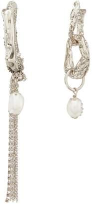 Givenchy Moon earrings