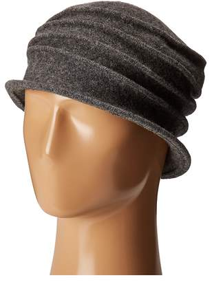 San Diego Hat Company CTH8089 Soft Knit Cloche with Accordion Detail Knit Hats