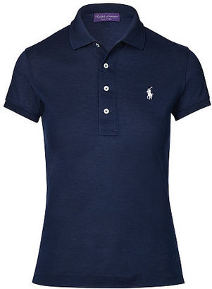 Ralph Lauren Cotton Piqué Polo Shirt $350 thestylecure.com