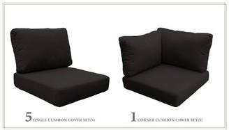 tk.TAKEO KIKUCHI Classics Fairmont OutdoorReplacement Cushion Set Classics