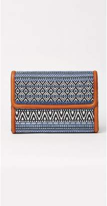 J.Mclaughlin May Clutch in DIamond Jacquard