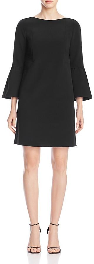 Lafayette 148 New York Marisa Bell Sleeve Dress
