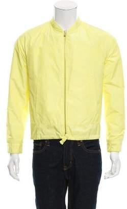 Balenciaga Lightweight Zip-Front Jacket