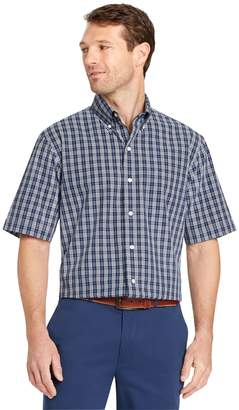 Arrow Men's Hamilton Classic-Fit Wrinkle-Free Poplin Button-Down Shirt