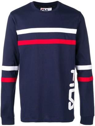 Fila striped basic sweatshirt