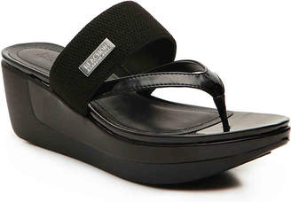 Kenneth Cole Reaction Pepea Cross Wedge Sandal - Women's