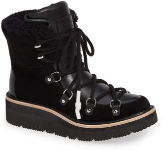 Rag & Bone Skyler Genuine Shearling Lined Boot
