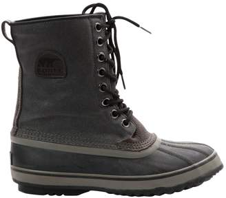 Sorel Cloth Boots