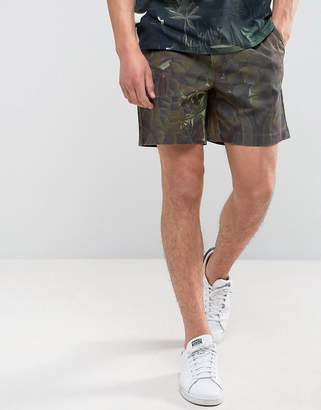 Weekday Piotr Rouss Shorts Jungle Print