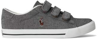 Ralph Lauren Easten II Chambray EZ Trainer
