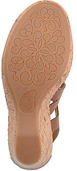 Bolo Shyra Cork Wedge Sandals