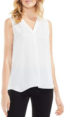 Vince Camuto Sleeveless High/Low Top