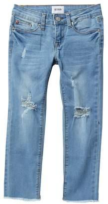 Hudson Lizzy Crop Skinny Jeans (Big Girls)