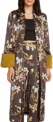 Willow & Clay Print Kimono