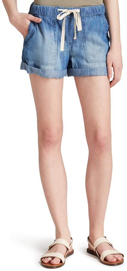 Shorts - Easy Summer Chambray