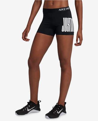 Nike Pro Just Do It Training Shorts