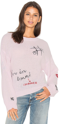 Wildfox Couture Girls Room Sweater $180 thestylecure.com