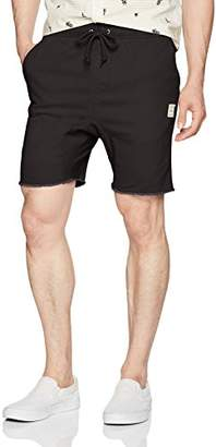 Rusty Men's Hooked On Raw Elastic Short