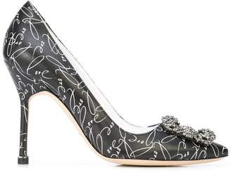 Manolo Blahnik Hangisi Love pumps