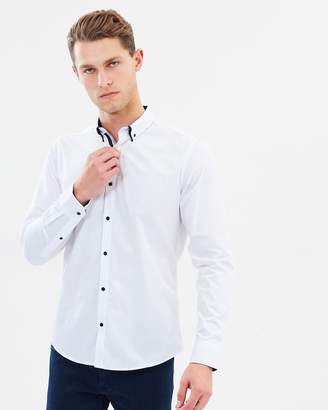yd. Gibson Slim Fit Dress Shirt