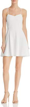 Aqua Sweetheart Fit-and-Flare Dress - 100% Exclusive