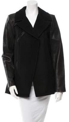 Veda Wool Coat w/ Tags