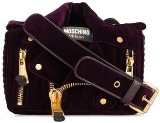 Moschino collar shoulder bag