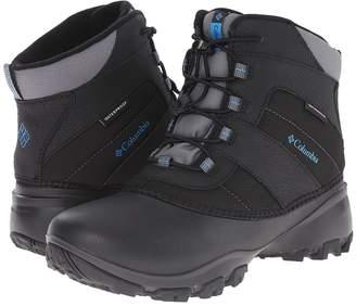Columbia Kids Rope Towtm III Waterproof Boot Boys Shoes