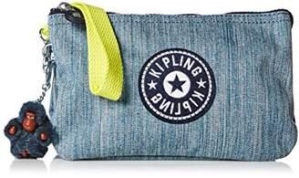 Kipling Creativity XL Indigo Blue Pouch