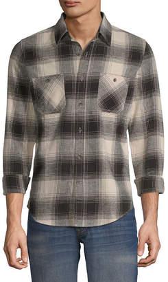 Parker PEYTON & Peyton & Mens Long Sleeve Flannel Shirt
