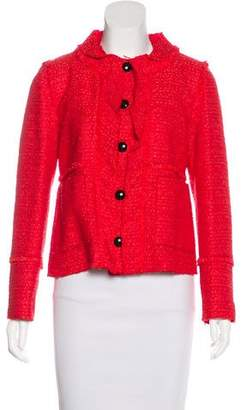 Proenza Schouler Tweed Long Sleeve Jacket w/ Tags