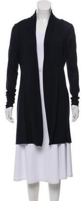 Akris Wool Open Front Cardigan Wool Open Front Cardigan