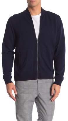 Toscano Textured Full Zip Jacket