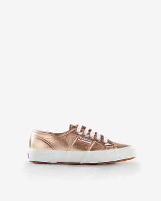 Express Superga Metallic Classic Sneakers