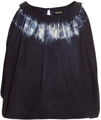 Rachel Comey Antic tie-dye cropped top