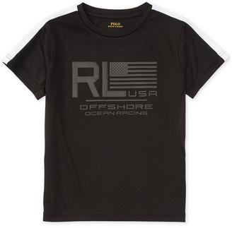 Ralph Lauren Graphic-Print T-Shirt, Toddler & Little Boys (2T-7) $27.50 thestylecure.com